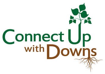 Connect Up With Downs Logo